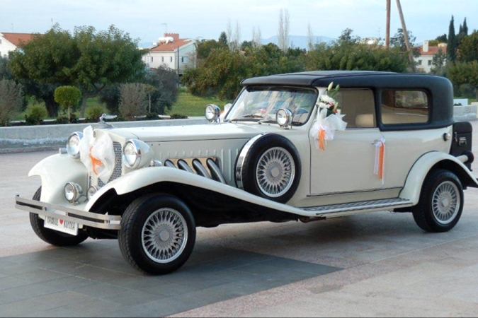 Rolls Royce 1930 White